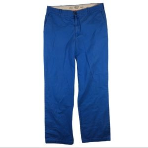 MJ41 Izod Saltwater Straight Fit Chino Pants 36x34